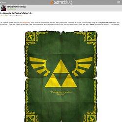 La Légende de Zelda s'affiche 1/2...