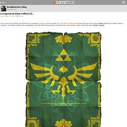 La Légende de Zelda s'affiche 2/2...