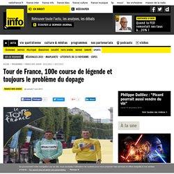 Tour de France et le problème du dopage
