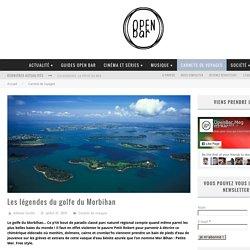 Les légendes du golfe du Morbihan - OpenBar Mag