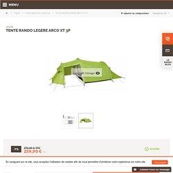 Tente rando légère Arco XT 3P - Vaude - Achat de tentes de randonnée légères