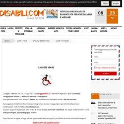 legge 104 disabili - Disabili.com