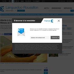 FRANCE 3 LANGUEDOC ROUSSILLON 10/09/15 Alerte à la légionellose avec un décès à Nîmes et 7 cas à Montpellier