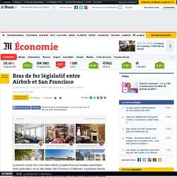 Bras de fer législatif entre Airbnb et San Francisco