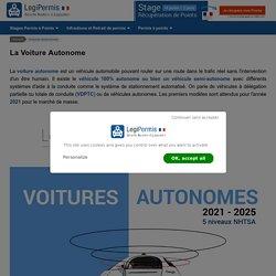 Voiture autonome : Législation, Droit de circulation