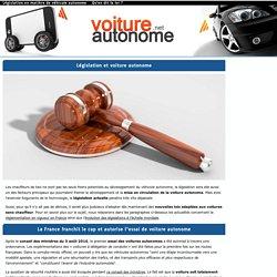 Législation et Voiture Autonome ~ Où en est-on en 2019 ?