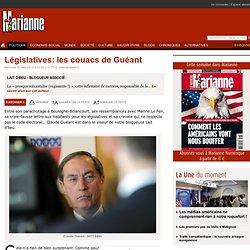 Législatives: les couacs de Guéant