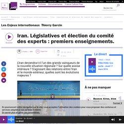 Iran. Législatives et élection du comité des experts: premiers enseignements.