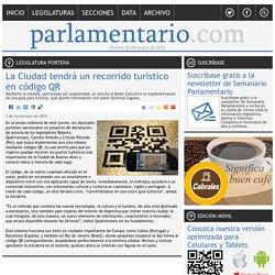 La Ciudad tendrá un recorrido turístico en código QR - Legislatura Porteña - Parlamentario