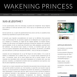 wakening princess