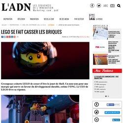 LEGO se fait casser les briques - L'IL DE L'EXTREME