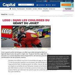 Lego : dans les coulisses du géant du jouet