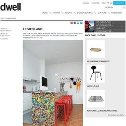 Lego Island - Ideas