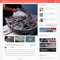 LEGO Star Wars Millennium Falcon » Review