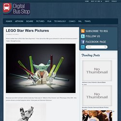 LEGO Star Wars Pictures