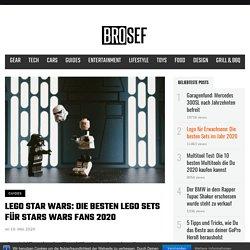 LEGO Star Wars: Die besten LEGO Sets für Stars Wars Fans 2019