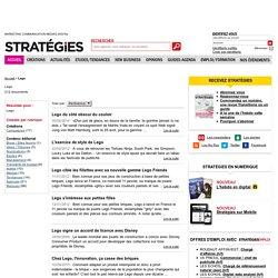Lego - Stratégies.fr
