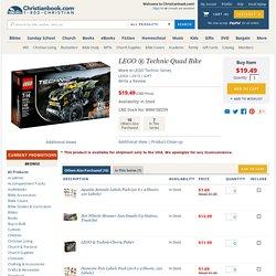 LEGO ® Technic Quad Bike