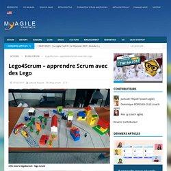 Lego4Scrum - apprendre Scrum avec des Lego - My Agile Partner Scrum