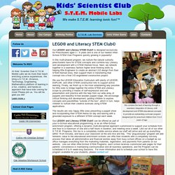 LEGO® and Literacy STEM Club©