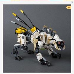 LEGO® Sawtooth