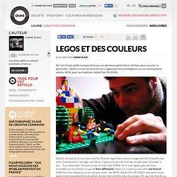 Legos et des couleurs » Article » owni.fr, digital journalism