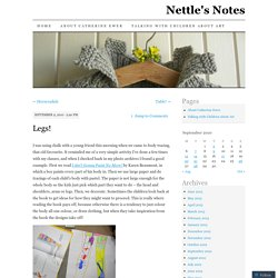Nettle's Notes