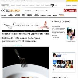 Cuisine en scène - CotéMaison