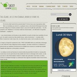Troc légumes, un site pour échanger, donner ou vendre vos légumes - Jacky La Main Verte