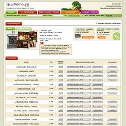 Panier de fruits et légumes : Les Enfants gatés de tousPrimeurs.com