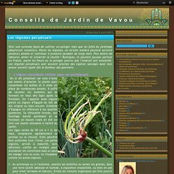 Les légumes perpétuels
