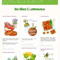 Des idées pour varier la cuisine des légumes!
