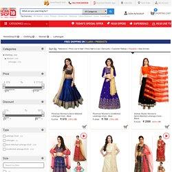 Lehenga - Buy Lehengas, Chaniya Choli, Ghagra Choli Online