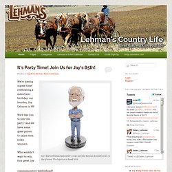 Lehman's Country Life