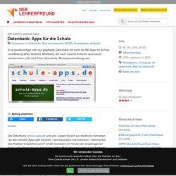 Datenbank: Apps für die Schule