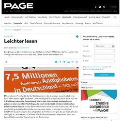 Leichter lesen / PAGE online