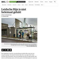 Leidsche Rijn is niet helemaal gelukt - NRC