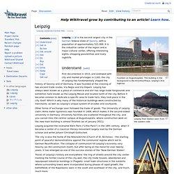 Leipzig travel guide