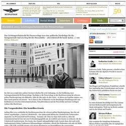 Rückblick 2013: Leistungsschutzrecht für Presseverlage
