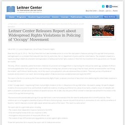 Leitner Center - Fordham Law | Welcome
