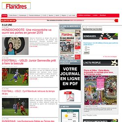 Le Journal Des Flandres - Le Phare dunkerquois
