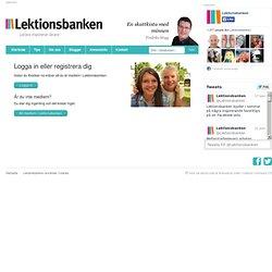 Muntlig övning - beskriva bilden - Lektionsbanken.se - Lärare inspirerar lärare
