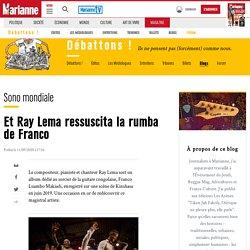 Et Ray Lema ressuscita la rumba de Franco