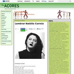 Lembrar Natália Correia - Eduardo Pitta - Comunidades