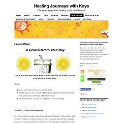 Healing Journeys with Kaya