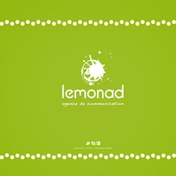 Lemonad : Agence de communication