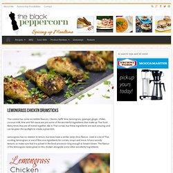 Lemongrass Chicken Drumsticks
