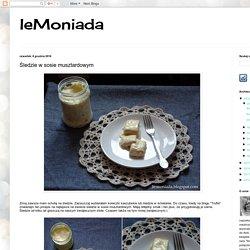 leMoniada: Śledzie w sosie musztardowym