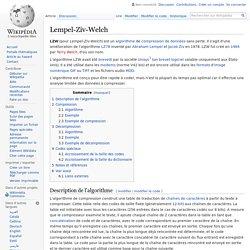 Lempel-Ziv-Welch