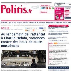 Au lendemain de l'attentat à Charlie Hebdo, violences contre des lieux de culte musulmans